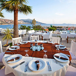 Salt and Pepper - the best restaurants and bars in Kalkan