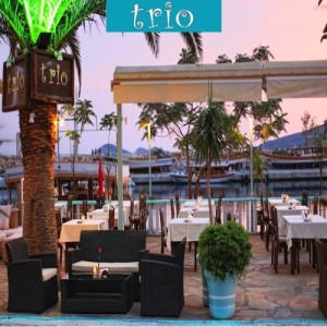 Trio - the best restaurants and bars in Kalkan