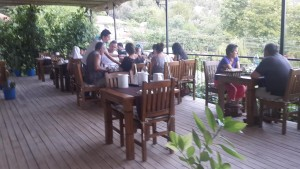 Village Cafe & Restaurant - the best trout farm in Islamlar Kalkan