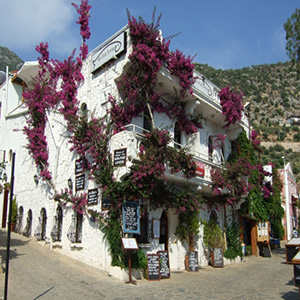 Fish Terrace - the best restaurants and bars in Kalkan
