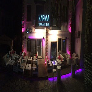Karma bar and club - the best restaurants and bars in Kalkan