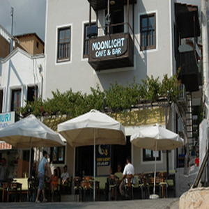 Moonlight cafe and bar - the best restaurants and bars in Kalkan